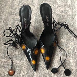 Vivien Lee Size 37 Pointy Stilettos